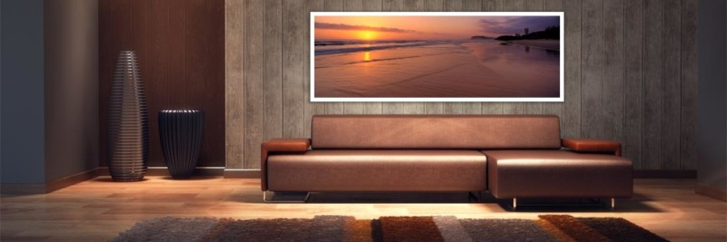 Miami Beach Gold Coast Sunrise - Wall Art