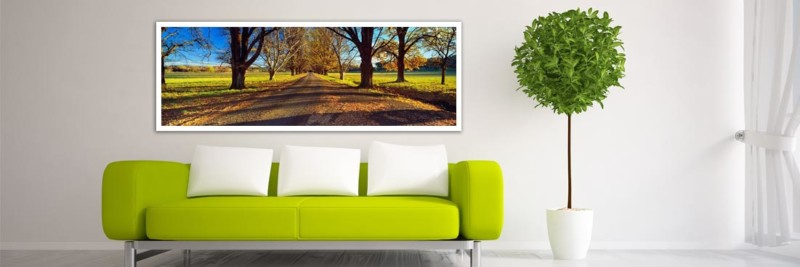 New England Tablelands Autumn - Wall Art