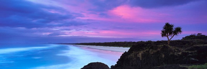 Dreamtime Beach Fingal Head Sunrise