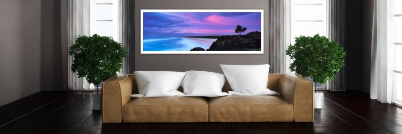 Dreamtime Beach Fingal Head Sunrise - Wall Art
