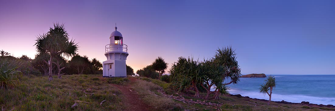 Fingal Head Light House NSW