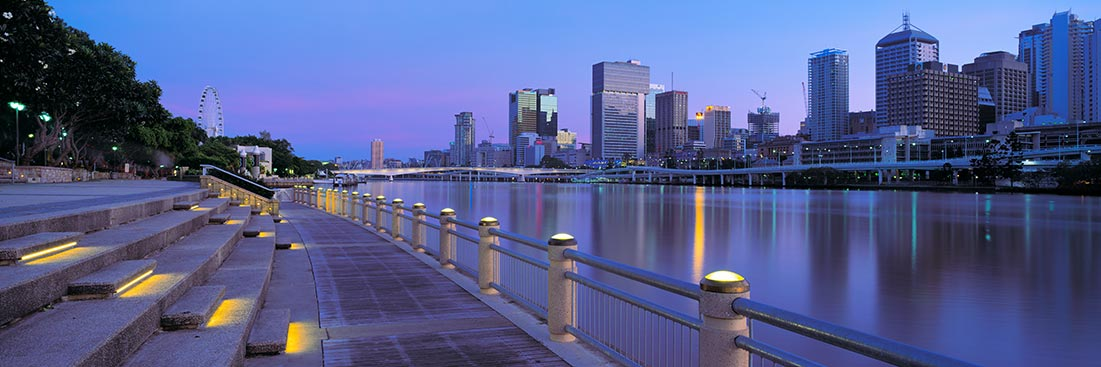 South Bank, Brisbane, Queensland – Australia