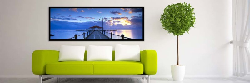 Redcliffe Jetty, Queensland - Wall Art