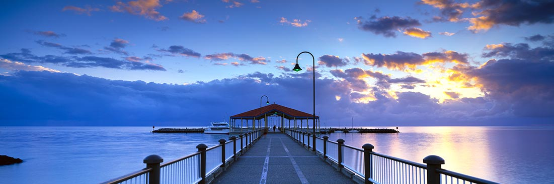 Redcliffe Jetty, Queensland