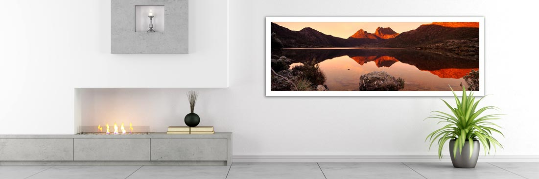 Cradle Mountain Tasmania - Wall Art