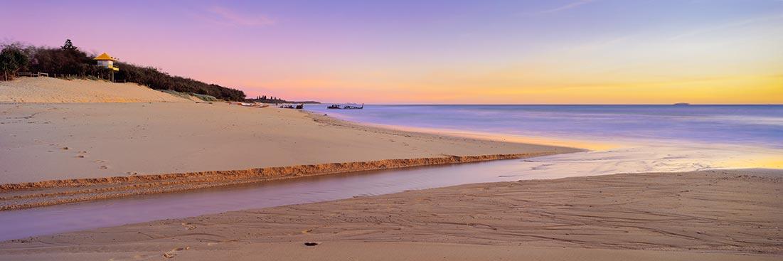 Dicky Beach, SS. Dicky