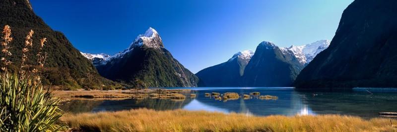 Milford Sound, Fiordlands Landscape Photography
