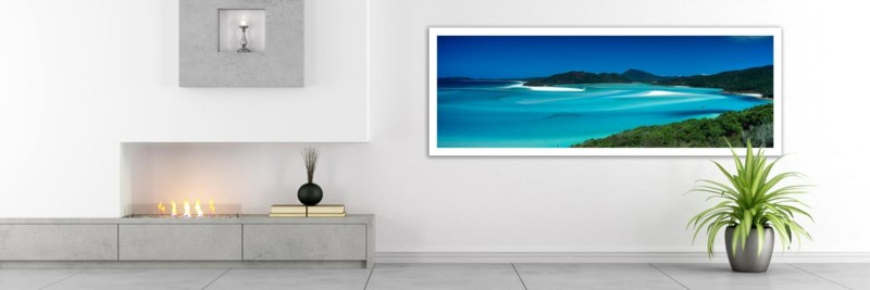 Whitsundays Whitehaven Beach - Wall Art