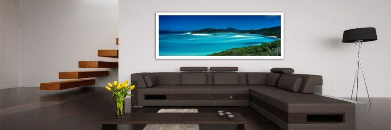 Whitsundays Whitehaven Beach - Wall Art