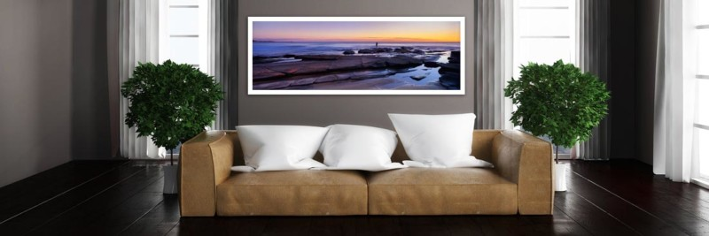 Dicky Beach Sunrise Photos - Wall Art