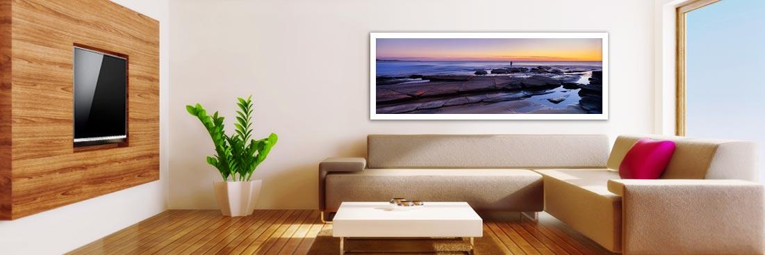 Dicky Beach Sunrise Photos - Wall Art