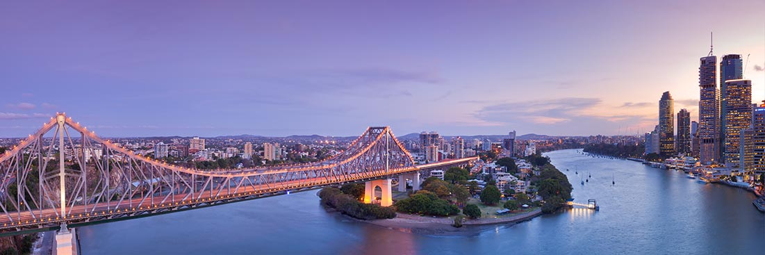 Story Bridge View, Brisbane City