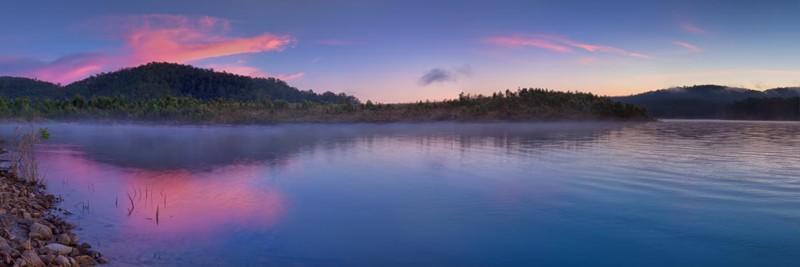 Advancetown Lake, Gold Coast Hinterland