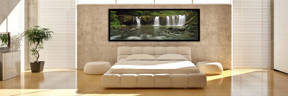 Nandroya Falls, Atherton Tablelands Waterfalls - Wall Art