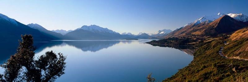 Lake Wakatipu, New Zealand - Landscape Photography
