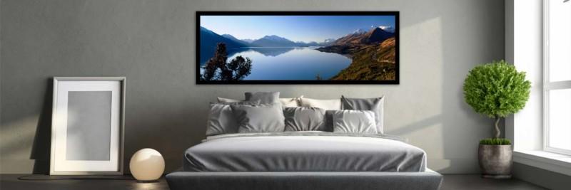 Lake Wakatipu, New Zealand - Wall Art