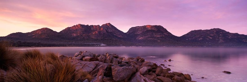 The Hazards, Tasmania Sunrise - Landscape Photography