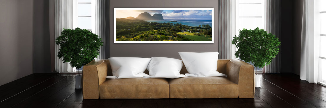 Lord Howe Island Sunrise - Wall Art