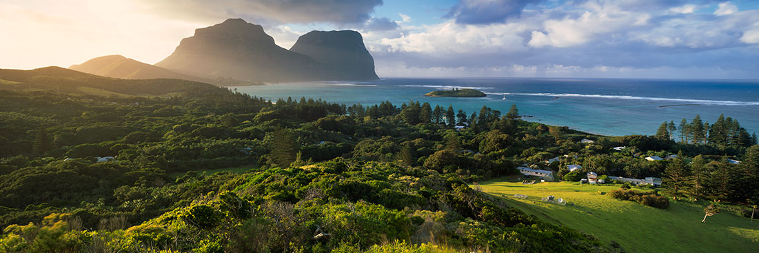 Lord Howe Island Sunrise - Landscape Photography