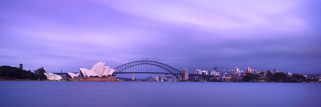 Sydney Opera House Sunrise - Landscape Photography