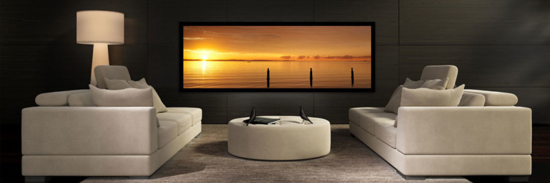 Shorncliffe Sunrise, Brisbane - Wall Art