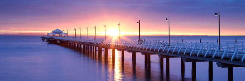 Shorncliffe Pier Landscape Photography