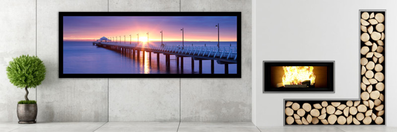 Shorncliffe Pier - Wall Art