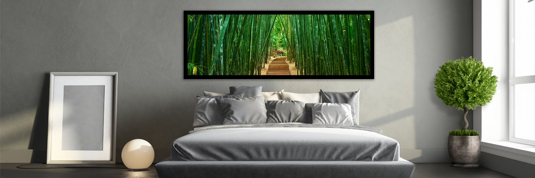 Bamboo Forest   Wall Art