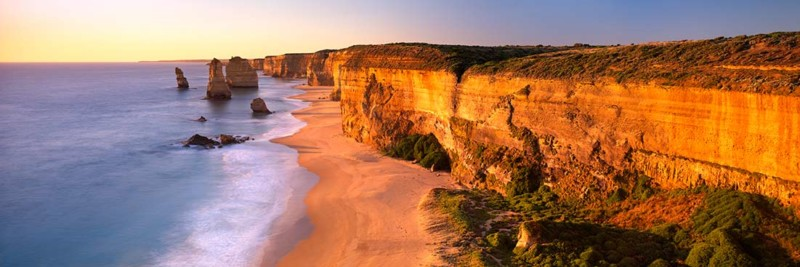 12 Apostles Australia Sunset - Landscape Photography