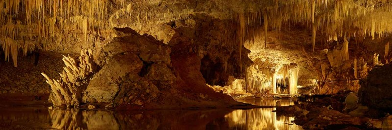Lake Cave, Margaret River Caves