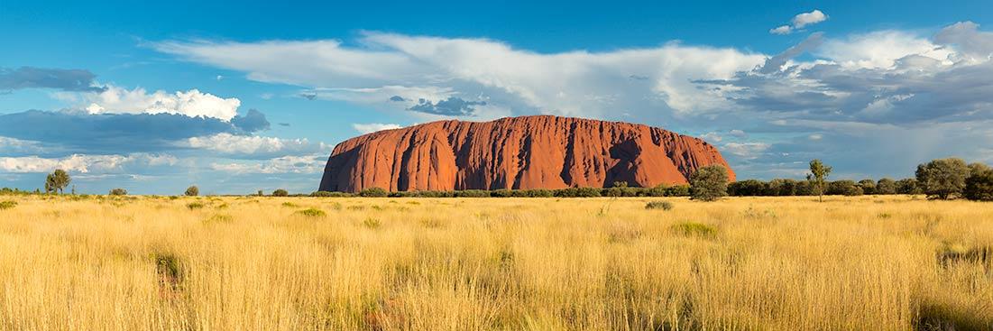 Uluru, Ayers Rock Sunset Photos