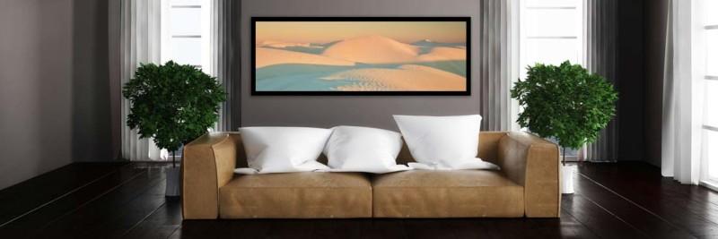 Desert Sand Dunes - Wall Art